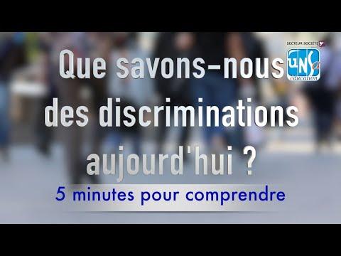 """""""Que savons-nous des discriminations aujourd'hui ?"""" - Ismaïl Ferhat"""