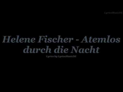 Helen Fischer Atemlos durch die Nacht