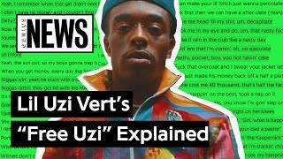 "Lil Uzi Vert's ""Free Uzi"" Explained 