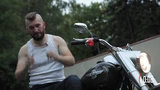 Harley-Davidson Fatboy 2018. Тест-райд за 60 секунд.