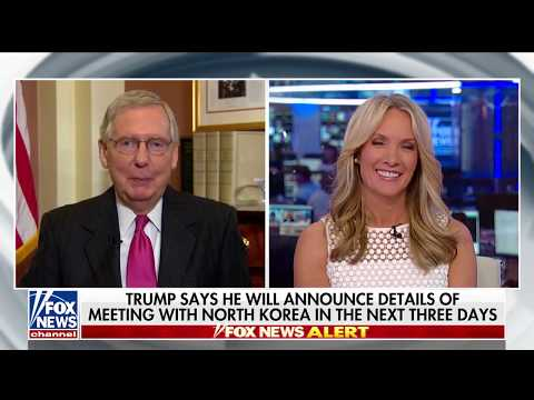 Mitch McConnell Interview with Dana Perino - May 9, 2018