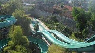 Аквапарк Waterbom Bali Кута, Индонезия(Аквапарк Waterbom Bali Кута, Индонезия - огромный водный город с бассейнами, закрученными в спирали трубами, круты..., 2014-03-23T15:26:09.000Z)