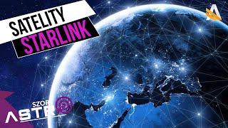Dziwne światła na niebie: satelity Starlink - AstroSzort