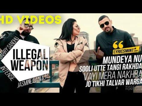 jasmine-sandlas-feat-garry-sandhu-|-illegal-weapon-|-|-latest-song-2017