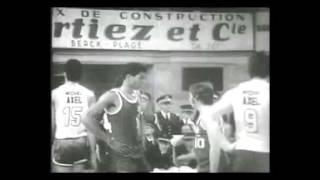 """גביע אירופה לאלופות 1974, שלב הבתים 1/4 הגמר: ברק בי.סי - מכבי ת""""א 86:115"""