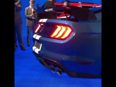 Shelby GT Exhaust Note (HP V)😍😍🔥🔥