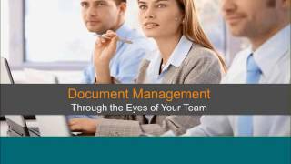 How to Go Paperless with doc-link, Integrated Document Management for Microsoft Dynamics