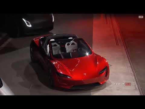 tesla roadster 2 presentation tesla roadster 2020 yeni tesla roadster youtube youtube. Black Bedroom Furniture Sets. Home Design Ideas