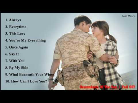 Descendants Of The Sun   Original Soundtracks  Full OST   Yo