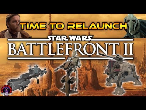TIME TO RELAUNCH STAR WARS BATTLEFRONT 2!   Exciting New Content & Trailer Incoming! thumbnail