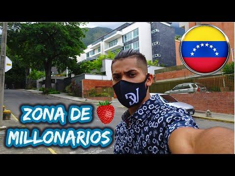 LA ZONA MAS FRESA Y EXCLUSIVA DE CARACAS VENEZUELA | DarekVlogs