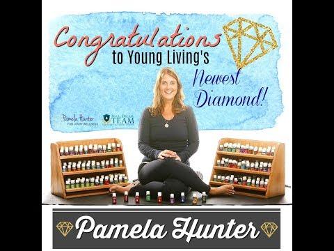 Pamula Hunter is a DIAMOND!