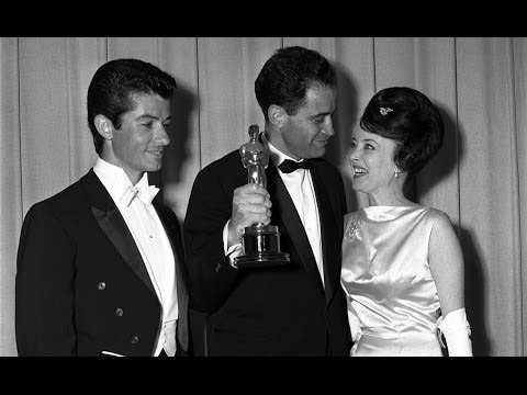 The Opening Of The Academy Awards In 1962