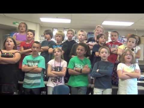 Our Third Grade Year Multiplication Song (To the tune of Glad You Came)