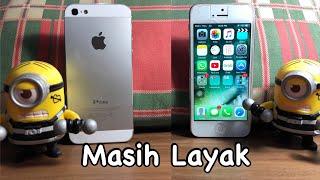 Quick Review iPhone 5 iOS 10 Yang Sudah Berumur 6 Tahun