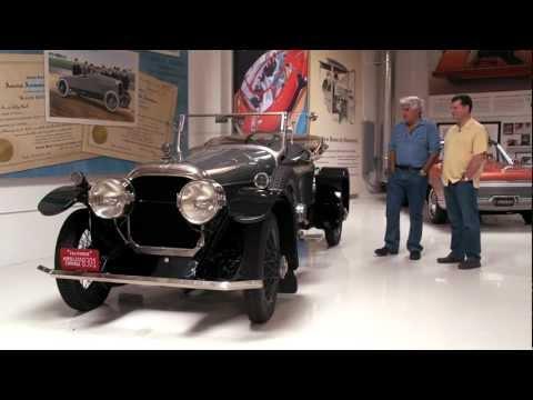 1920 Cunningham - Jay Leno's Garage