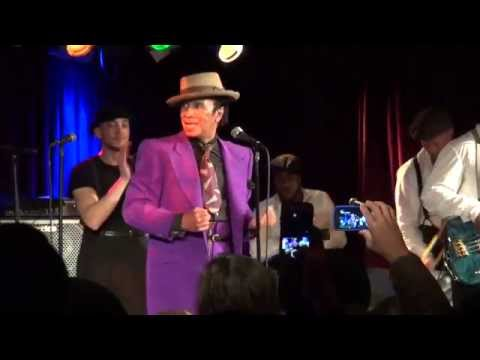 Kid Creole and the Coconuts Live at BB Kings