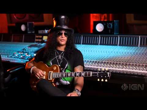 How Slash Learned To Play Guitar - BandFuse: Rock Legends