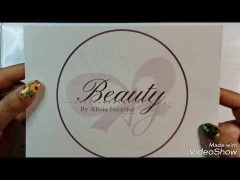 Dallish Dip System-My giveaway prize from Beauty By Alicia Jennifer