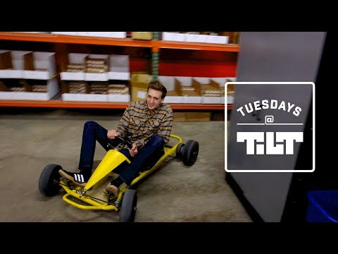 Tuesdays At Tilt : Handlebar Tech & Warehouse Tour  Ep 02