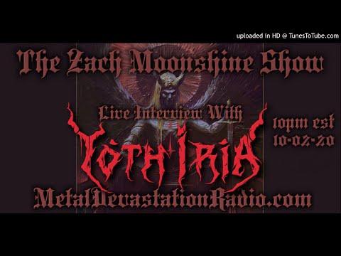 Yoth Iria - Interview 2020 - The Zach Moonshine Show