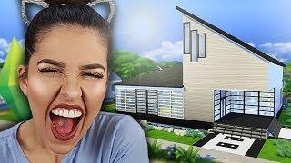 A NOVA MANSÃO DA FAMÍLIA GUACAMOLE! (Speed Build - The Sims 4)
