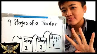 4 STAGES OF YOUR FOREX TRADING JOURNEY (BEGINNER TO EXPERT TRADER!)