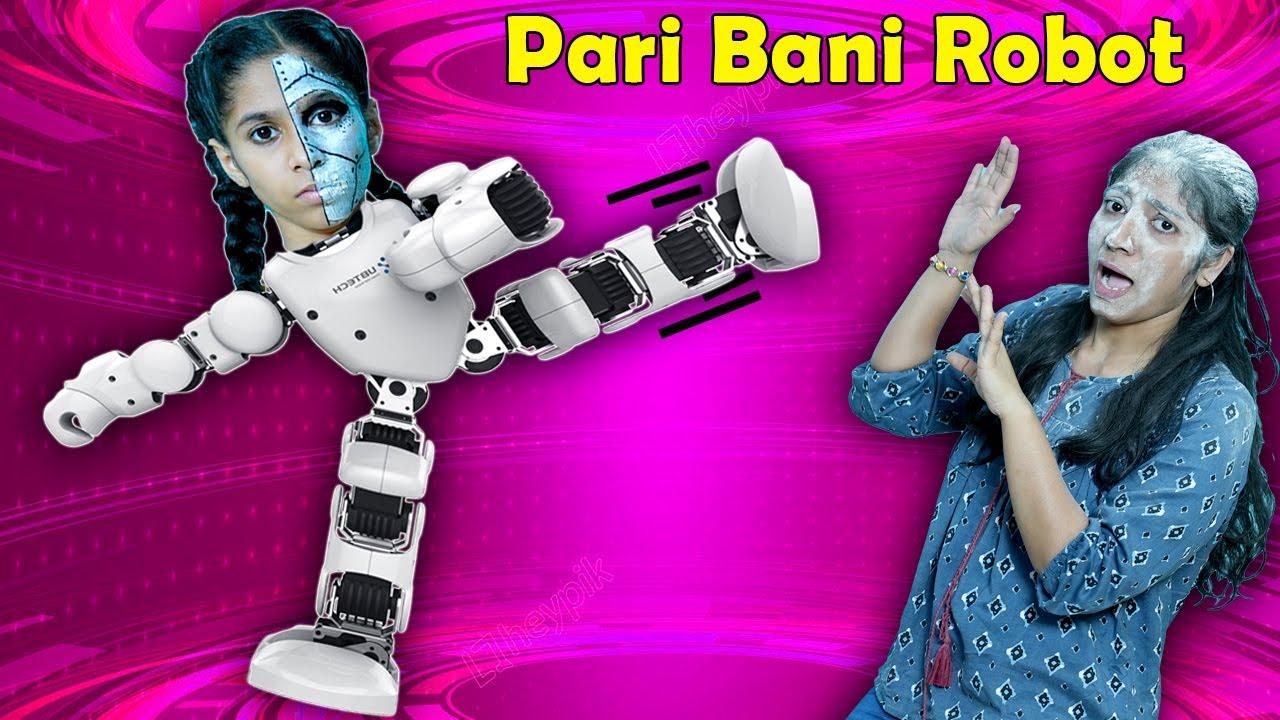 OMG !!! Pari Ban Gayi Robot | Fun Story | Pari's Lifestyle