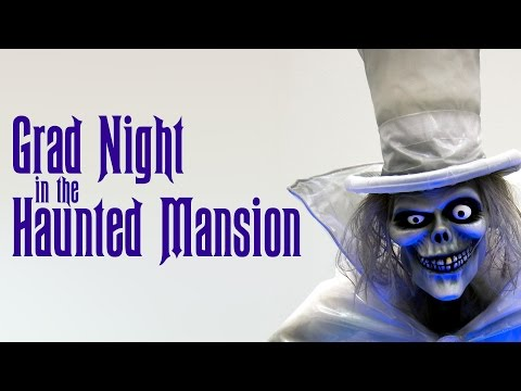 [ASMR] Binaural Creepypasta: Grad Night in the Haunted Mansion