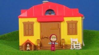 MASHA Y EL OSO español   Casa de Masha de la serie Masha y el Oso