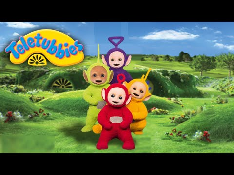 Footage of the reboot of teletubbies revealed download - Teletubbies telecharger ...