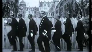 """Schutzmann Lied aus """"Donnerwetter - Tadellos!"""" (1908)."""