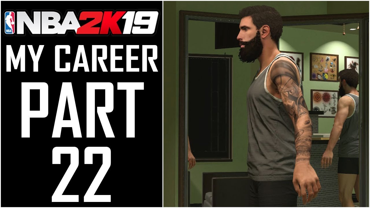 Nba 2k19 My Career Let S Play Part 22 Be Careful With