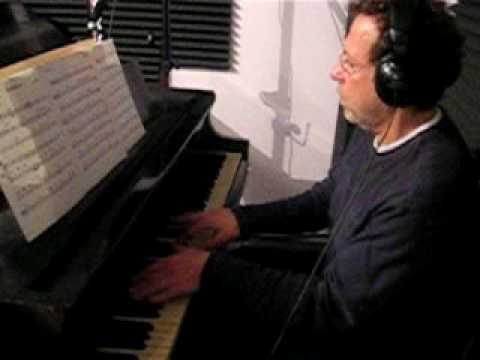 Yaron Gershovsky in Studio...