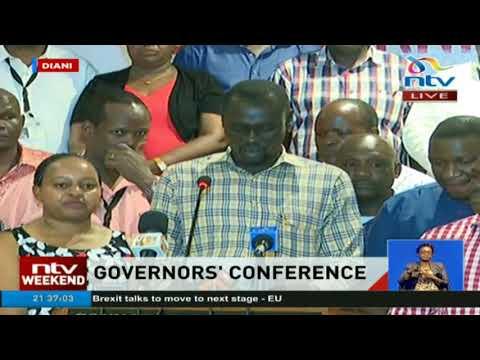 Salim Mvurya to take over as council of governors chair, deputised by Waiguru