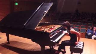 Eunmi Ko - She rose, and let me in: Scottish Variations and Fugue (2013)
