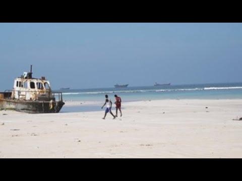 Somalia ya come pescado