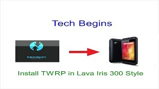 Lava iris 50 twrp