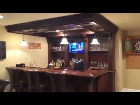 750 Sqft Man Cave Youtube