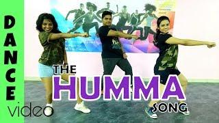 The Humma Song /Choreographed by Madhu/ OK Jaanu | Shraddha Kapoor | Aditya / A.R. Rahman, Badshah,