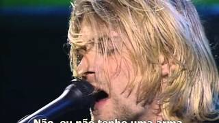 Nirvana Come As You Are Legendado Mtv Live and Loud 1993 Pier 48