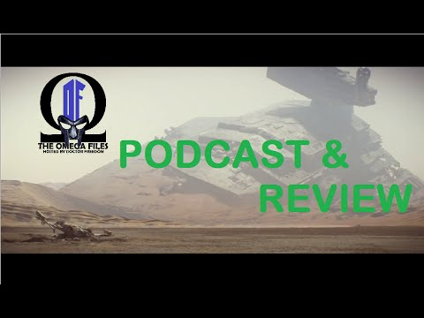 THE OMEGA FILES #143 - STAR WARS: THE FORCE AWAKENS