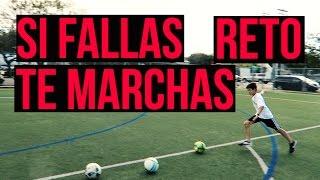 EL RETO DE LOS PENALTIS MORTALES | SI FALLAS TE VAS FUERA | PATRICK + ALBERTO  + EXQUISITE FOOTBALL