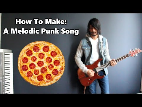 How To: Make a Melodic Punk Song in 5 Minutes    Shady Cicada