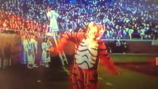 Clemson Tiger Mascot at FSU 1996