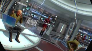 Star Trek VR | Funny moments | #2