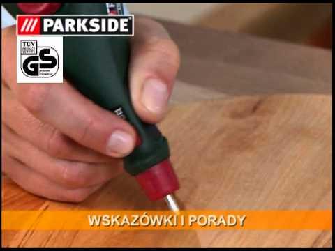 Poważne Urządzenie do grawerowania PARKSIDE - YouTube FN08