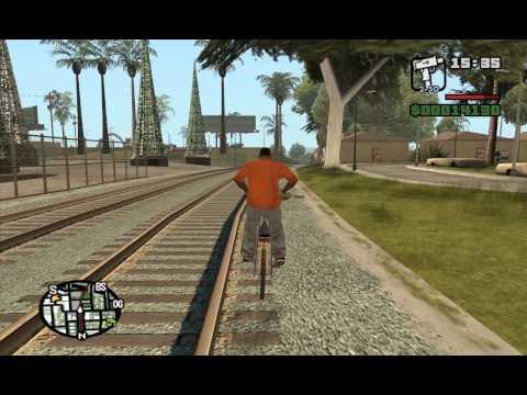 P10. Let's Play GTA San Andreas - Running Dog