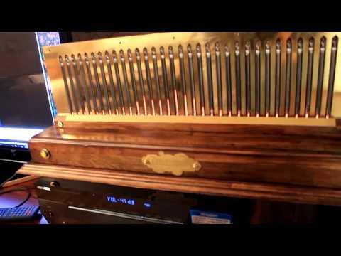 Audio Spectrum Analyzer , Music Visualizer NIXIE Tubes, Анализатор Спектра ИН-13 Визуализатор Музыки