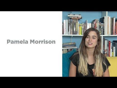 Interview with Pamela Morrison